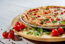 Screamer Pizza